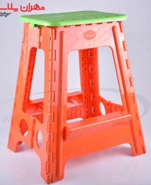 چهارپایه تاشو سایز۴ کد۵۱۸ /۴تایی