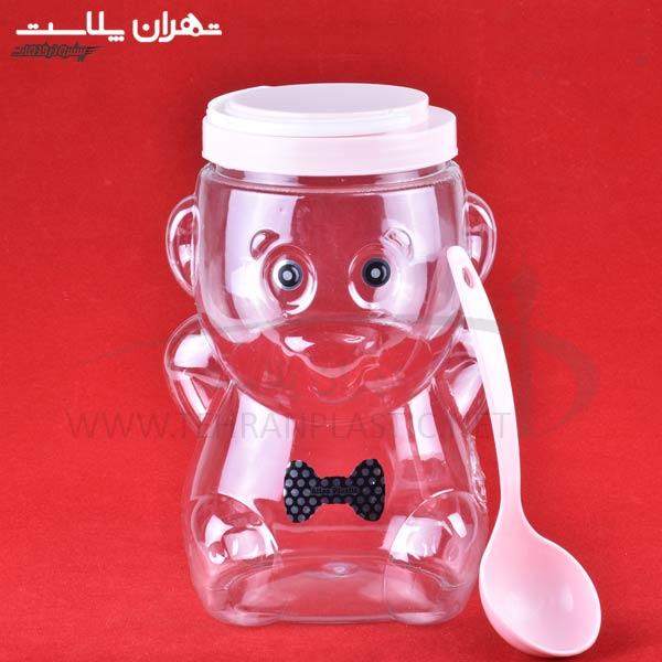 کد۴۲۹۰بانکه عروسکی سایز۵ ملاقه دار ۳۰تایی تهران پلاست پخش عمده