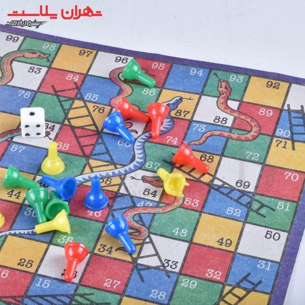 منچ جعبه ای تهران/۱۰۰تایی